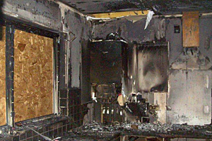 fire and flood damage and repairs